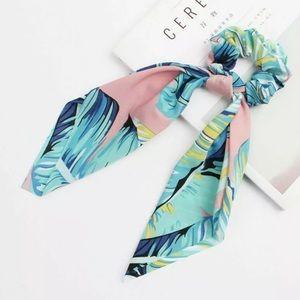 ✨NEW hair scarf scrunchie